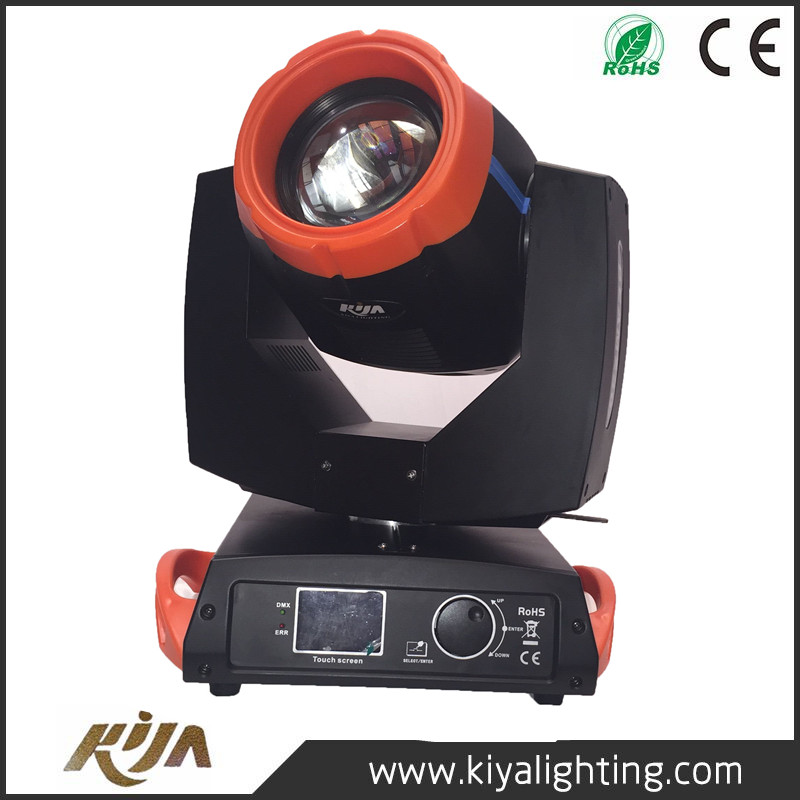 16 and 64 facet prism 230w 7r sharpy moving head beam light