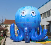 Giant Inflatable Octopus for outdoors decoration /giant inflatable octopus