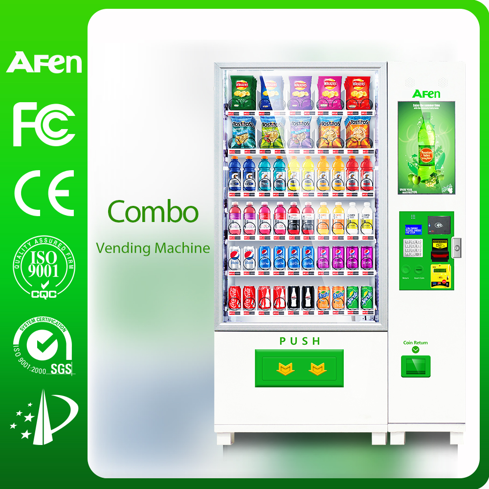 automatic shoes snack pizza vending machine for sale