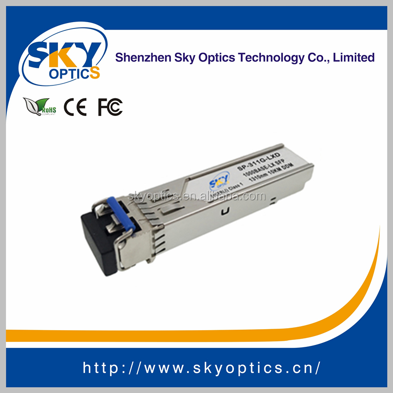 Juniper Compatible SFP 1000BASE-LX 20km SMF 1310nm SFP-1GE-LX