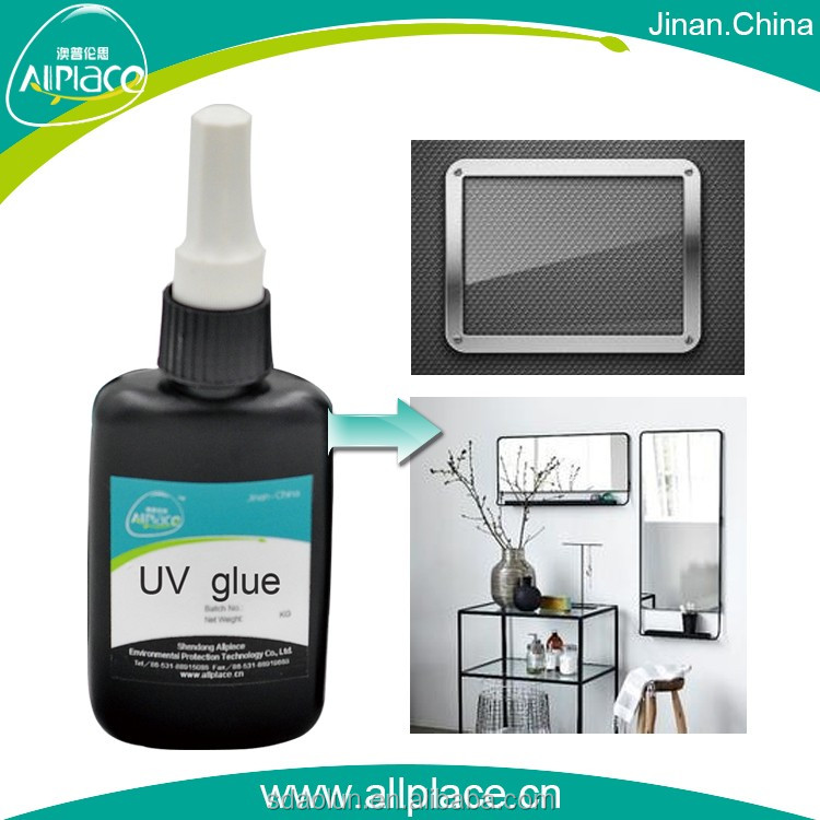 High-quality UV Chemicals UV Glue for Glueing the Glass to Metal