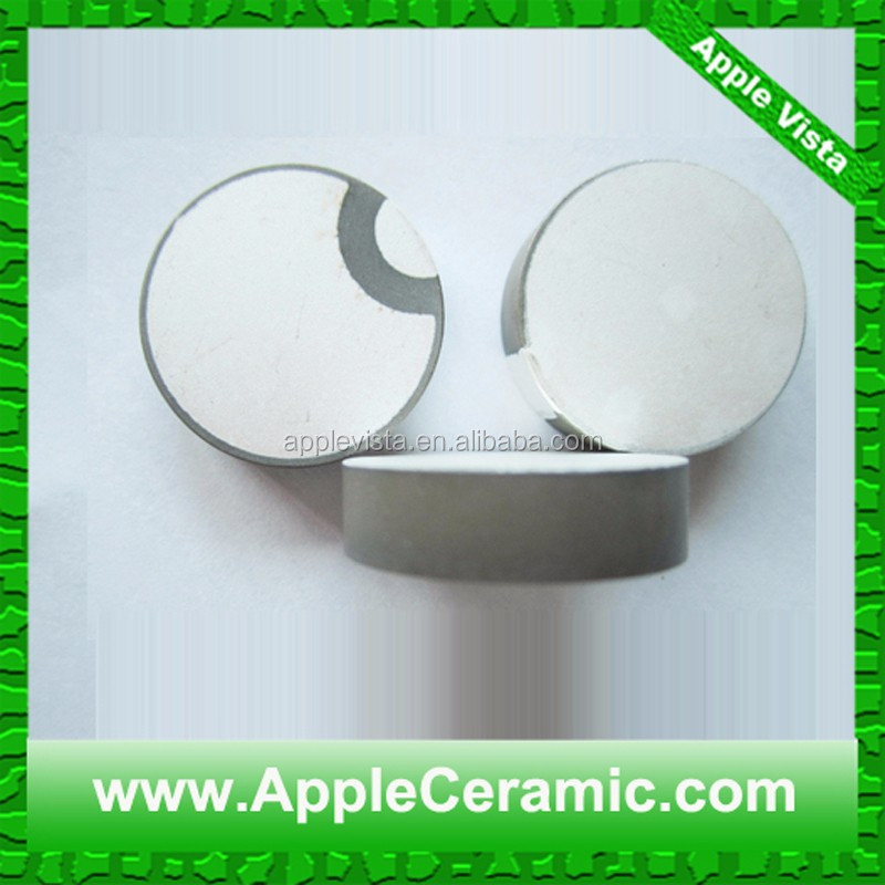 12mm Piezoelectric Plate Piezo Elements for Mirco Pump