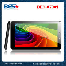 high copy tab pc OEM tab pc price in China 7 inch mid tab pc with dual core and built in webcam