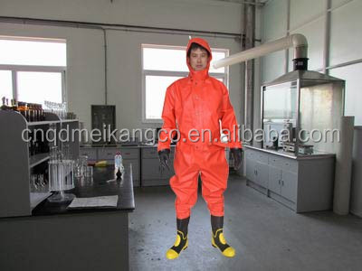 chemical protection suit