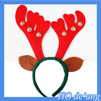 Hogift Party Antlers headband Christmas props headdress