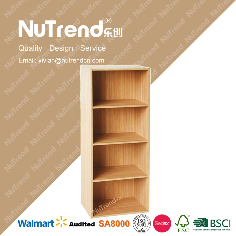 Factory directly Beautifully multi-functional combination bookcasecheap bookcase