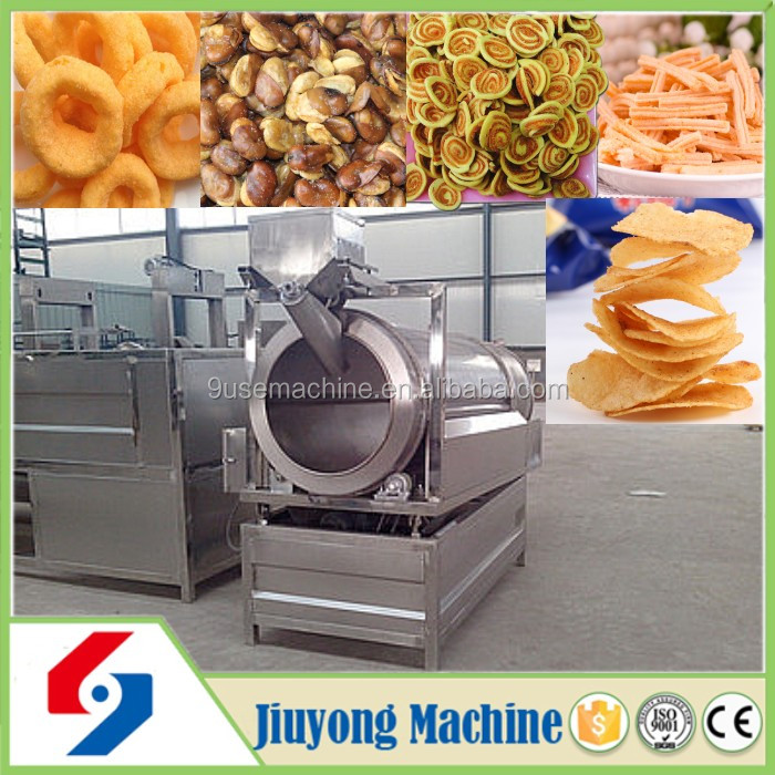 Wholesale Commercial cashew nuts flavoring machine