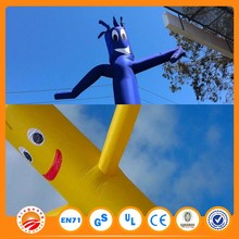 Custome Eye Catcher Inflatable Dancing Air Man Inflatable Sky Tube Man