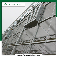 Best Price Agriculture Multispan Greenhouse Pc