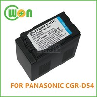 Camera Battery for Panasonic CGR-D54 CGA-D08S CGR-D120 CGR-D16S CGR-D220 CGR-D320 CGA-D54SE/1B