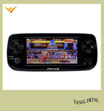 "Firmware Update Free Download Games128-bit 4.3"" HD Screen Portabled MP5 Game Console PAP-KIII"