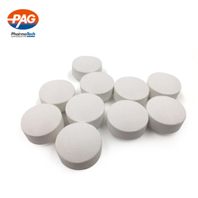Free Samples health products private label food calcium iron zinc chewable tablets gmp vitamin c sustained release tablet