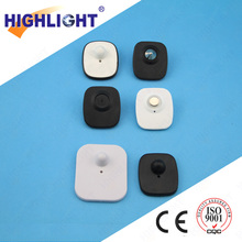 factory price shoes hard tag 8.2mhz alarm detect RF EAS security tag