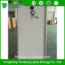 72 solar cells 36v 300w Poly Solar Panel with CE/TUV/IEC certificate cheap price