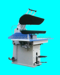 Automatic Cloth Ironing Machine for hotel/hospital/hostel laundry washing plant