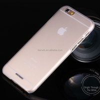 2015 0.4mm Ultra-slim solid PC case for iphone 6s mobile phone protection case