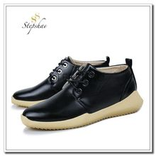 China Supplier Manufacture Wholesale Men Pointed Casual Shoes
