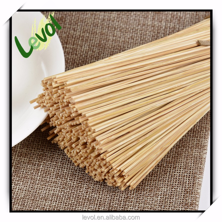 Competitive price unscented bamboo sticks