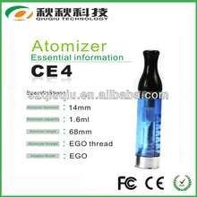 New Ego T style with CE4 atomizer