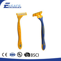 wholesale Custom Triple Barber Supply Blade