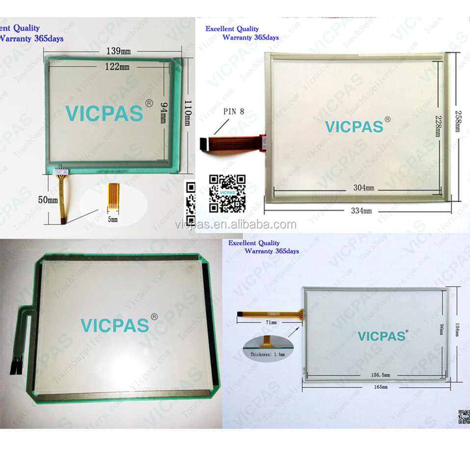 eTOP-IPC 1632P touch screen Panel repair replacement VICPAS146