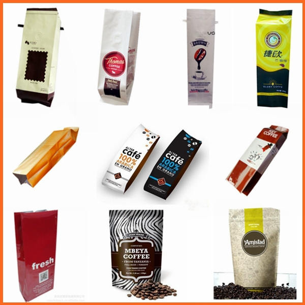 Kraft Paper Bags Set Of 100 Small Ziplock Stand Up Coffee With Silver Foil Interior In Gift Wring Supplies From Home Garden On