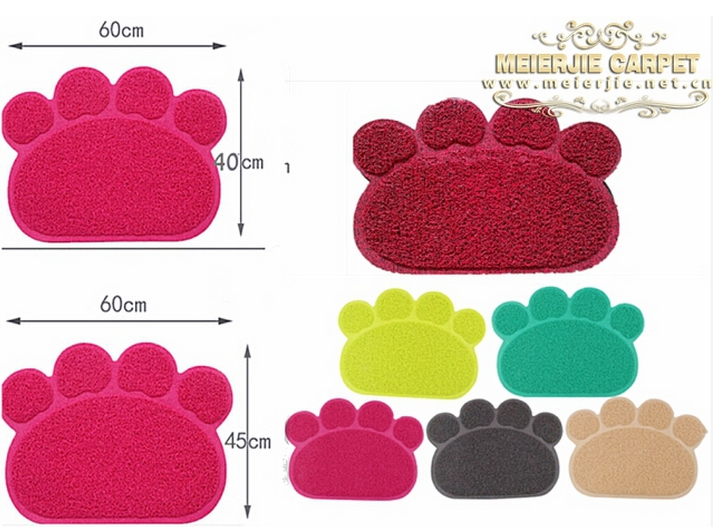 Quilted Dog Food Mat