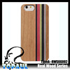 Phone Case Supplier Durable and Luxury unique wooden for iphone 6 cover