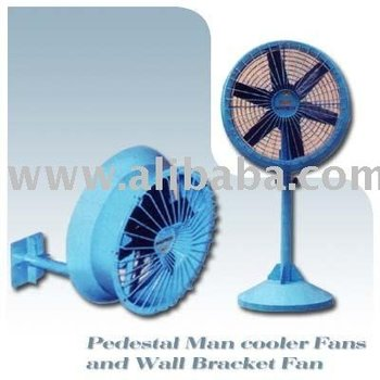 Pedestal Man cooler Fans and Wall Bracket Fan