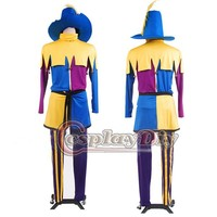 The Hunchback of Notre Dame Clopin cosplay costume