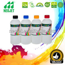 Compatible Acid silk Ink For TEX-1300,JV4-130
