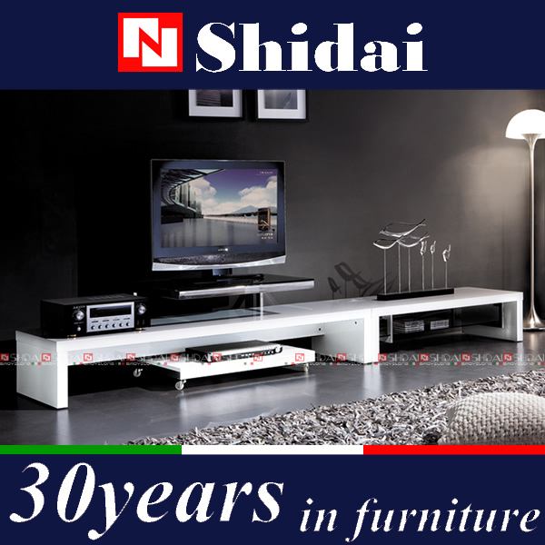 furniture design tv table, design corner tv table, lcd table tv mdf E-117