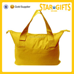 China factory top quality cheapest yellow shoulder bag for women