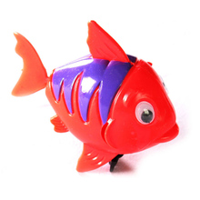Cute Funny Wind-Up Clockwork Bath Toys Animals Frog Fish Baby Shower Swimming Pool For Baby/Kids Randomly