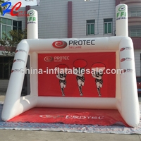 High quality Inflatable football pitch/inflatable football arean/newinflatable soccer field for sale
