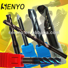 Long Reach Drill End Mill Bit/Senyo Coated Cutting Tools Drill Metal/High Precision Cutting Tools For Hardened Steel