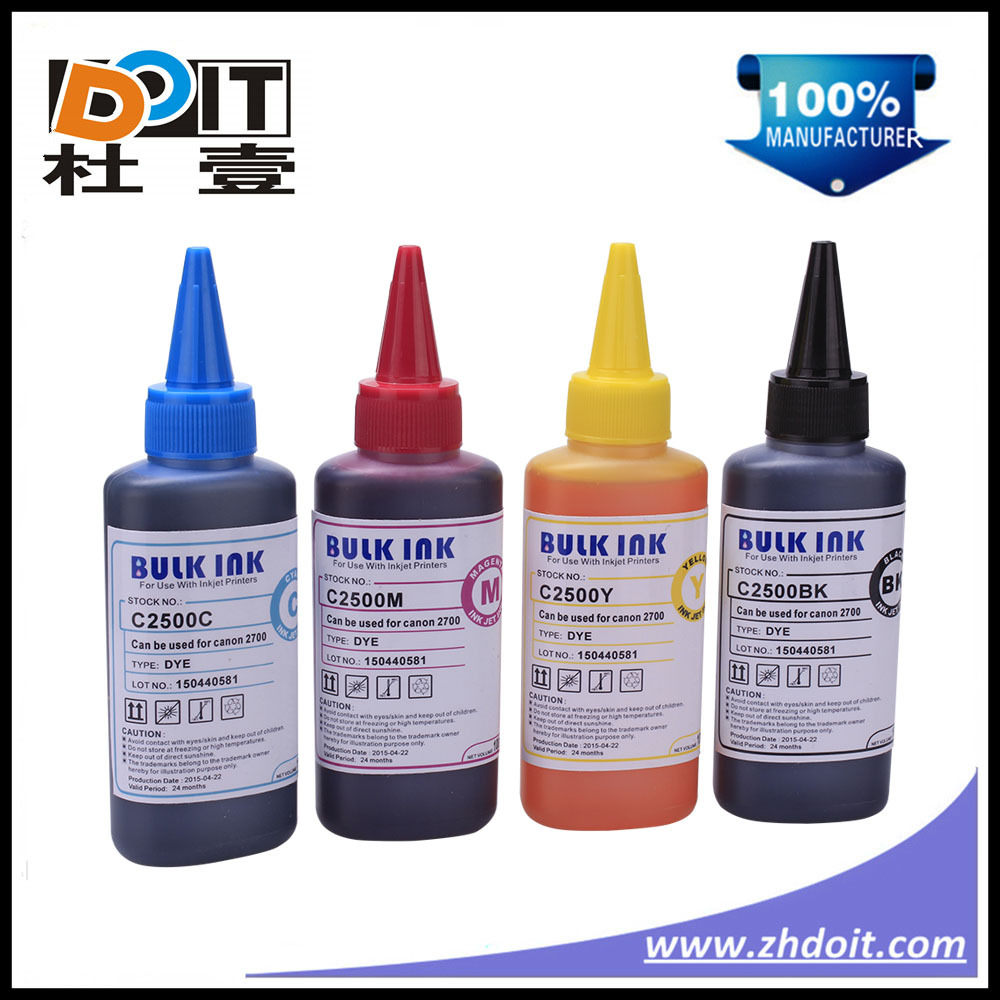 new products on china market ! Dye ink Pigment ink for canon MAXIFY MB5050 ink cartridge