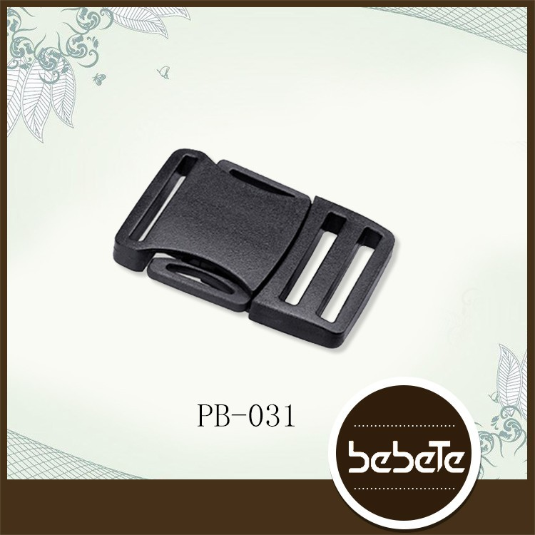 Plastic plastic buckles for backpacks for wholesales