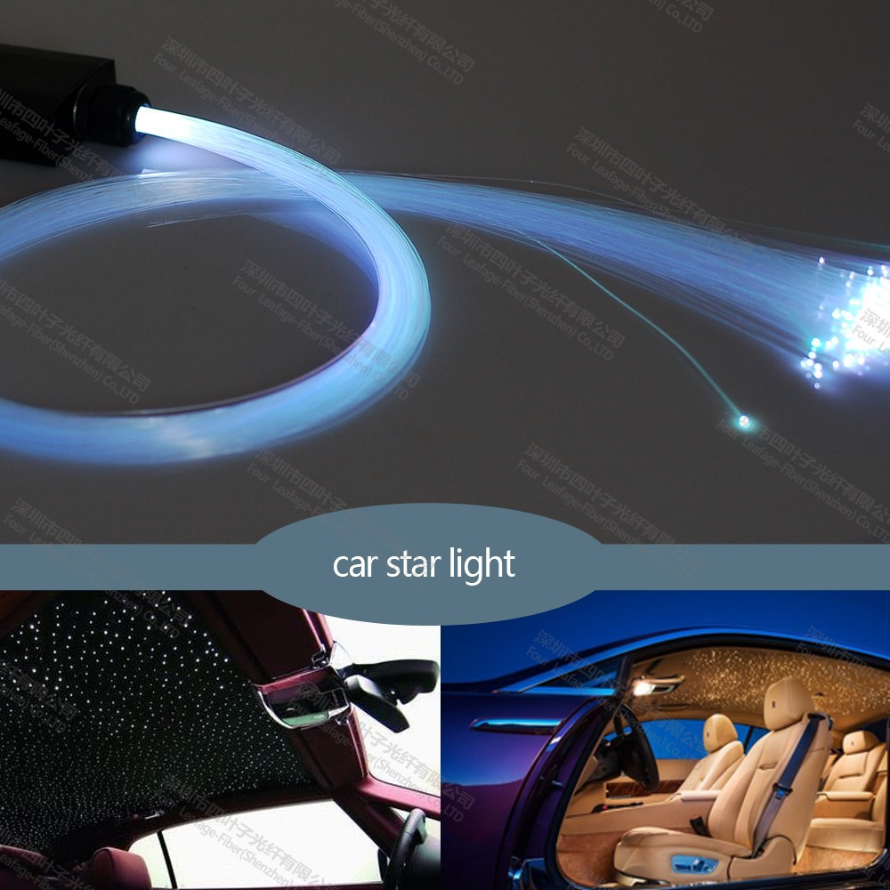 12v car roof star ceiling spot fiber optic light kits with 175pcs 2m buy led car roof. Black Bedroom Furniture Sets. Home Design Ideas