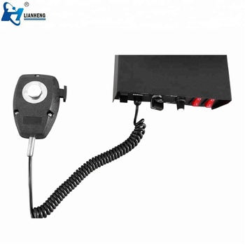 125db motorcycle police ambulance alarm siren with CE certificate
