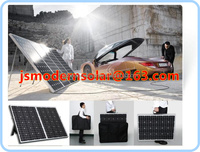 100w foldable solar panels
