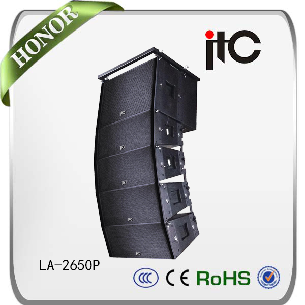 Natural sound quality 6 inch line array speakers professional,audio center line array speakers
