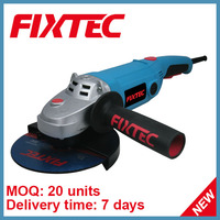 Fixtec 1800w 180mm China Wholesale Electric Mini Angle Grinder Price