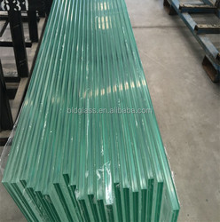 tempered float glass laminated glass for commercial building