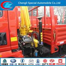 CNHTC New Design diesel type 4X2 SINOTRUK howo truck mounted articulating boom lift
