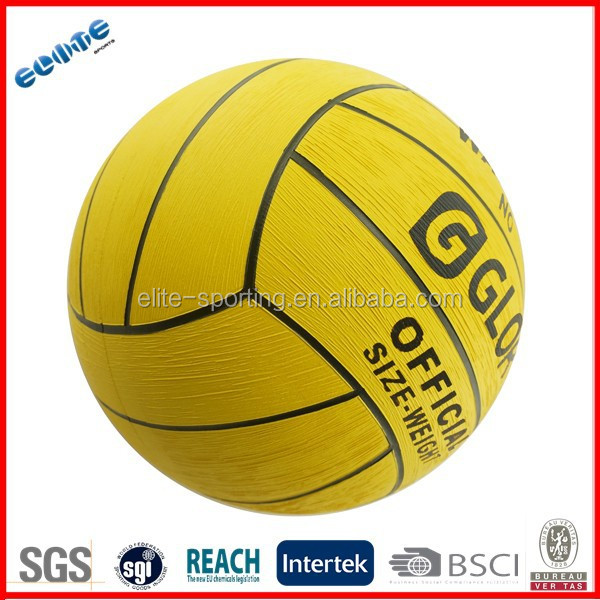 Baby water polo ball as toy ball for kids