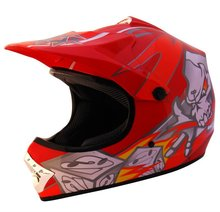 kids off road helmet, cross helmet, off road helmet/spider man HELMET