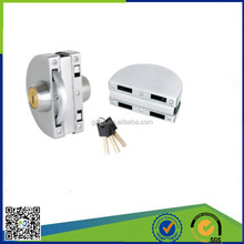 Good quality stainless steel double latch door lock