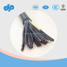 0.6/1kv pvc insulated copoper conductor round PVC jacket elevator Control Wire