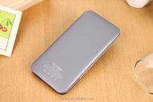 WiFi wireless storage hard drive with 5000mah power bank